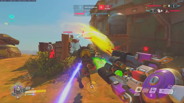 Watch and share Overwatch 11.27.2017 - 17.02.22.09.DVRTrim GIFs on Gfycat
