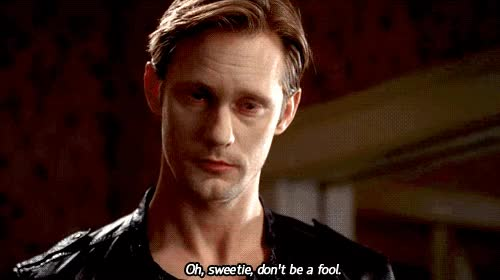 Watch and share Eric Northman GIFs on Gfycat