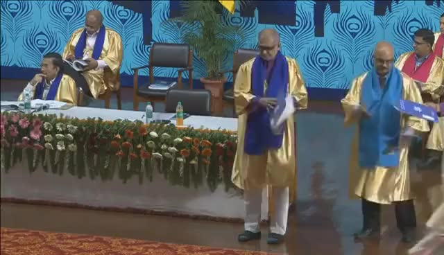 Watch 50th Convocation 15 June 2017- IIT Kanpur GIF on Gfycat. Discover more related GIFs on Gfycat