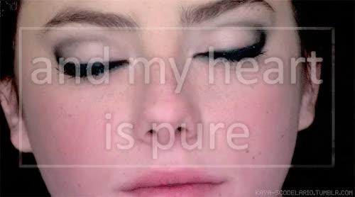 Watch and share Kaya Scodelario GIFs and Lana Del Rey GIFs on Gfycat