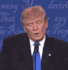 Watch and share Wrong  Trump GIFs on Gfycat