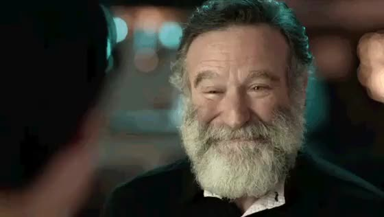 Watch and share Robin Williams GIFs on Gfycat