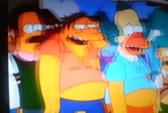 Homer Simpson superbowl GIFs