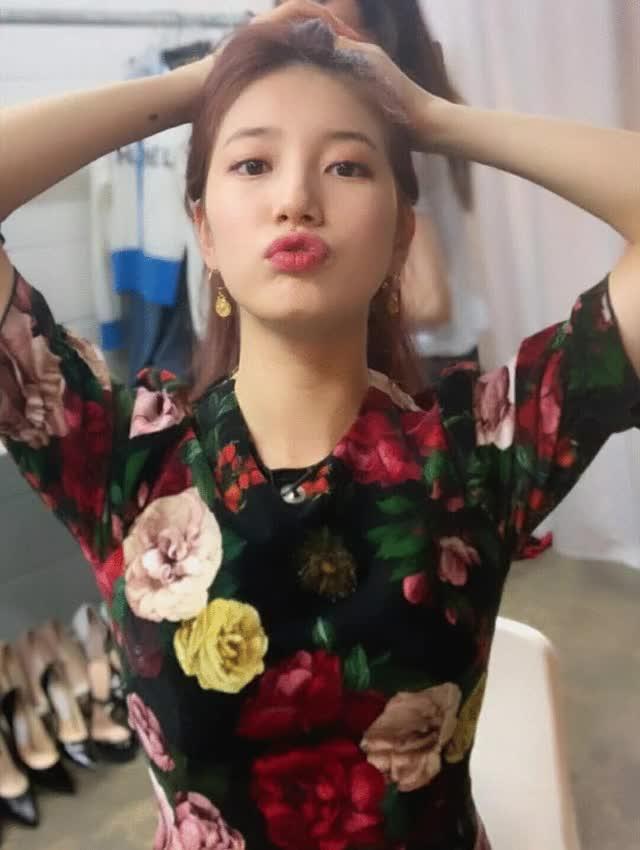 Watch and share Suzy Bae Kpop GIFs on Gfycat