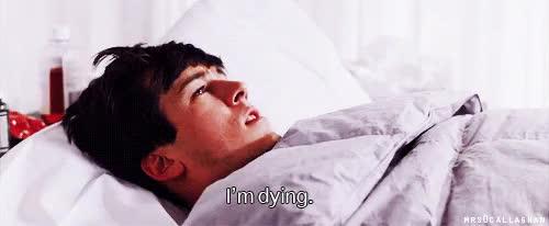 fever, sick, unwell, sick GIFs