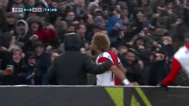 Watch and share Klassieker GIFs and Feyenoord GIFs on Gfycat