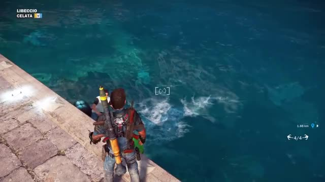 Watch Rocket Powered Jet Ski Action! - Just Cause 3 Challenge GIF by ThePyrotechnician (@thepyrotechnician) on Gfycat. Discover more commentary, just cause 3, thepyrotechnician GIFs on Gfycat