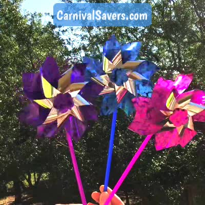 Watch Toys- Spinning Colorful Pinwheels GIF by Carnival Savers (@carnivalsavers) on Gfycat. Discover more breeze, carnival savers, pinwheel, pinwheels, prizes, spinning, toy, toys GIFs on Gfycat