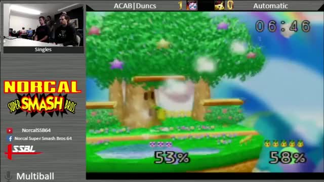 Watch and share Truth Or Dair #5 SSB64 Singles- ACAB Duncs (Puff) Vs Automatic (Falcon, Pikachu) GIFs on Gfycat