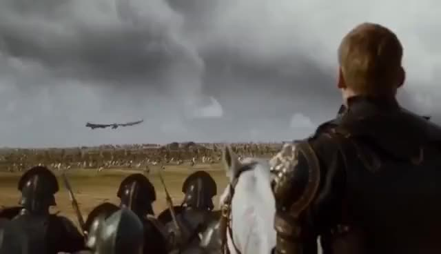 Watch and share Game Of Thrones Season 7 - Dracarys GIFs on Gfycat
