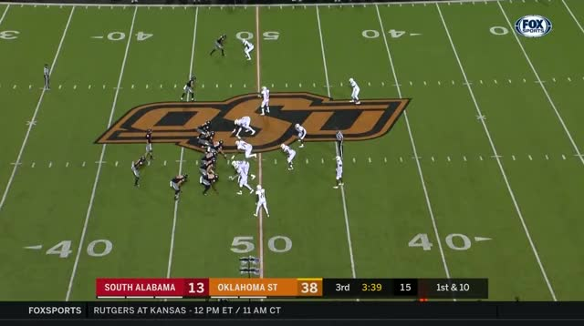 Watch and share Ncaa Football GIFs and South Alabama GIFs by Pistols Firing on Gfycat