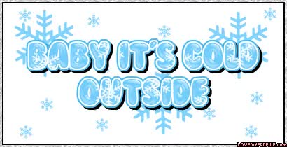 Watch and share Its Cold Outside GIFs on Gfycat