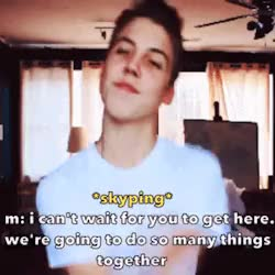Watch and share Magcon Boys Imagine GIFs and Matthew Espinosa GIFs on Gfycat