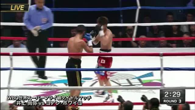 Watch Naoya Inoue Bodyshot Knockdown #1 GIF by @stnstn on Gfycat. Discover more anime, boxing, fuji tv, japan, knockdown, knockout, monster, naoya inoue, ohara davies did nothing wrong, praise the sun, roy jones nude, wbo GIFs on Gfycat