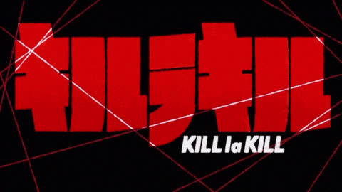 SecondAnime KilllaKill Episode original GIFs