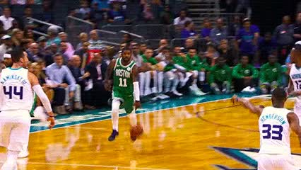 Watch Kyrie Irving — Boston Celtics GIF by off-hand on Gfycat. Discover more 122717 GIFs on Gfycat