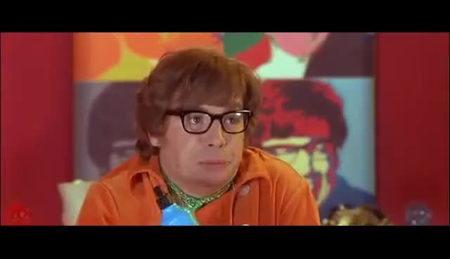 Watch and share Mike Myers GIFs on Gfycat