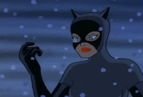 Watch and share Catwoman GIFs and Nails GIFs on Gfycat