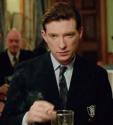 Watch and share Domhnall Gleeson GIFs on Gfycat