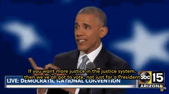 Watch and share Dnc2016 GIFs by Reactions on Gfycat