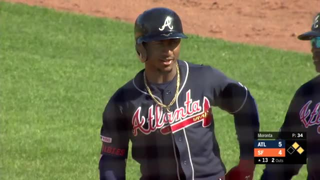 Watch this atlanta braves GIF by handlit33 (@handlit33) on Gfycat. Discover more albies, atlanta braves, baseball, braves, clap, golf, ozzie, thumbs up GIFs on Gfycat