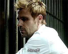"""Watch fablesfromthecreed: """"Ladies and Gentlemen, I give you Captain Piss-Off… """" Help Edward Kenway! Help Matt Ryan!#Save Constantine! GIF on Gfycat. Discover more related GIFs on Gfycat"""