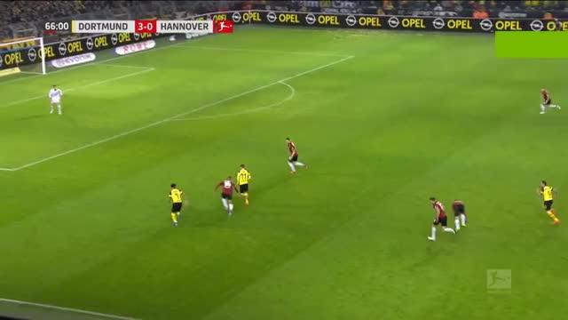 Watch and share Guerreiro Goal BVB [4] - 0 H96 GIFs on Gfycat