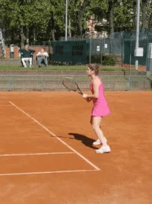 Watch and share Tennis Female GIFs on Gfycat