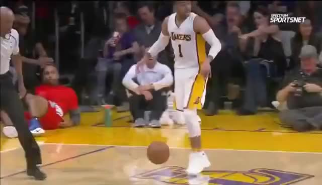 Watch Lakers 2016-17 Season GIF on Gfycat. Discover more related GIFs on Gfycat