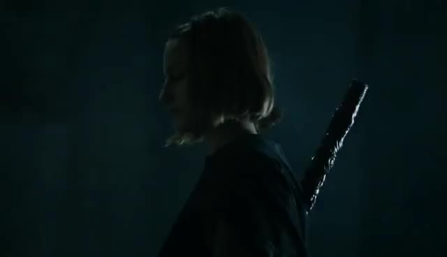 """Watch and share Game Of Thrones 6x05 """"Arya Stark Fights"""" GIFs on Gfycat"""