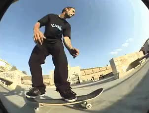 Watch and share Kickflip Nosegrind GIFs and Cliché Skateboards GIFs on Gfycat