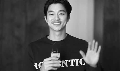 Watch and share Gong Yoo GIFs on Gfycat