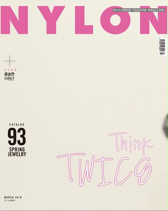 Watch and share Jihyo Twice GIFs and Nylon GIFs by Blueones on Gfycat