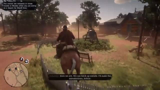 Red Dead Redemption 2: Smooth Arthur