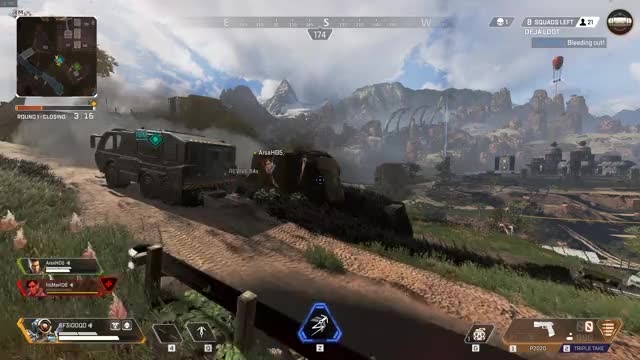 Watch and share Apex Legends GIFs and Pathfinder GIFs by sabbathi on Gfycat
