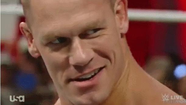 potatosalad, squaredcircle, uwotm8, (Spoilers) Cena's Face (reddit) GIFs