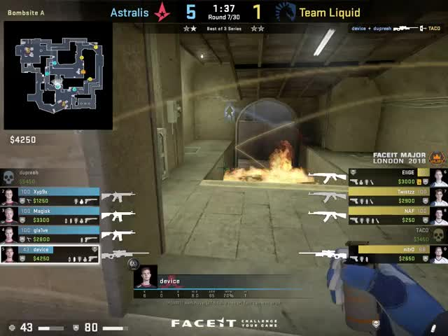 Watch and share Csgo 2018-10-03 01-53-28-30 T8 C1 GIFs on Gfycat