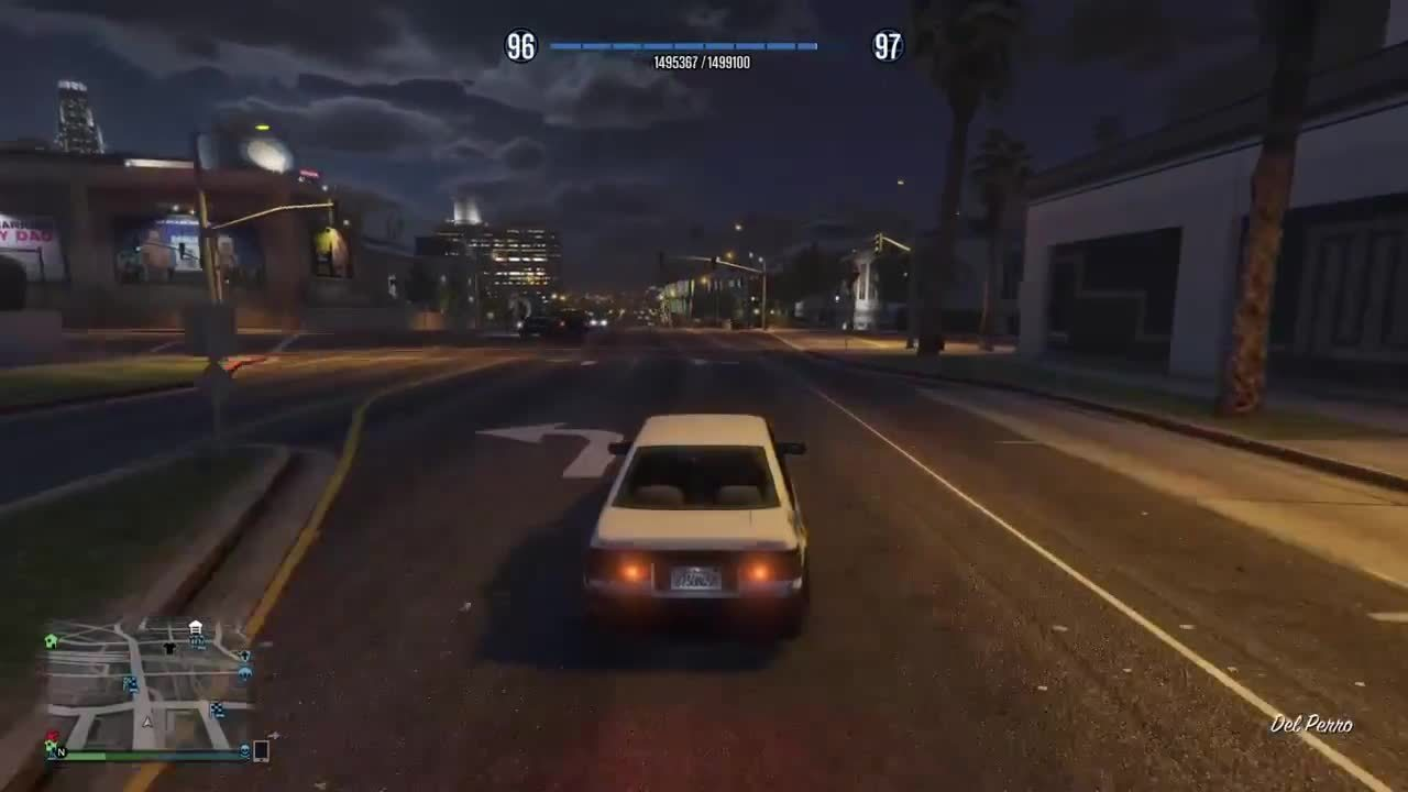 gtaa, Some drifting (reddit) GIFs