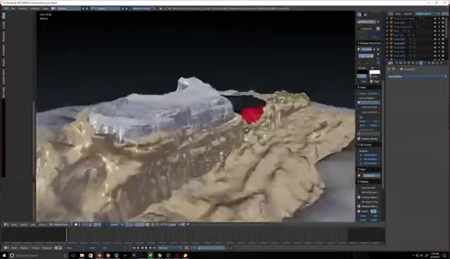Watch 3D Modeling - Drone GIF on Gfycat. Discover more related GIFs on Gfycat