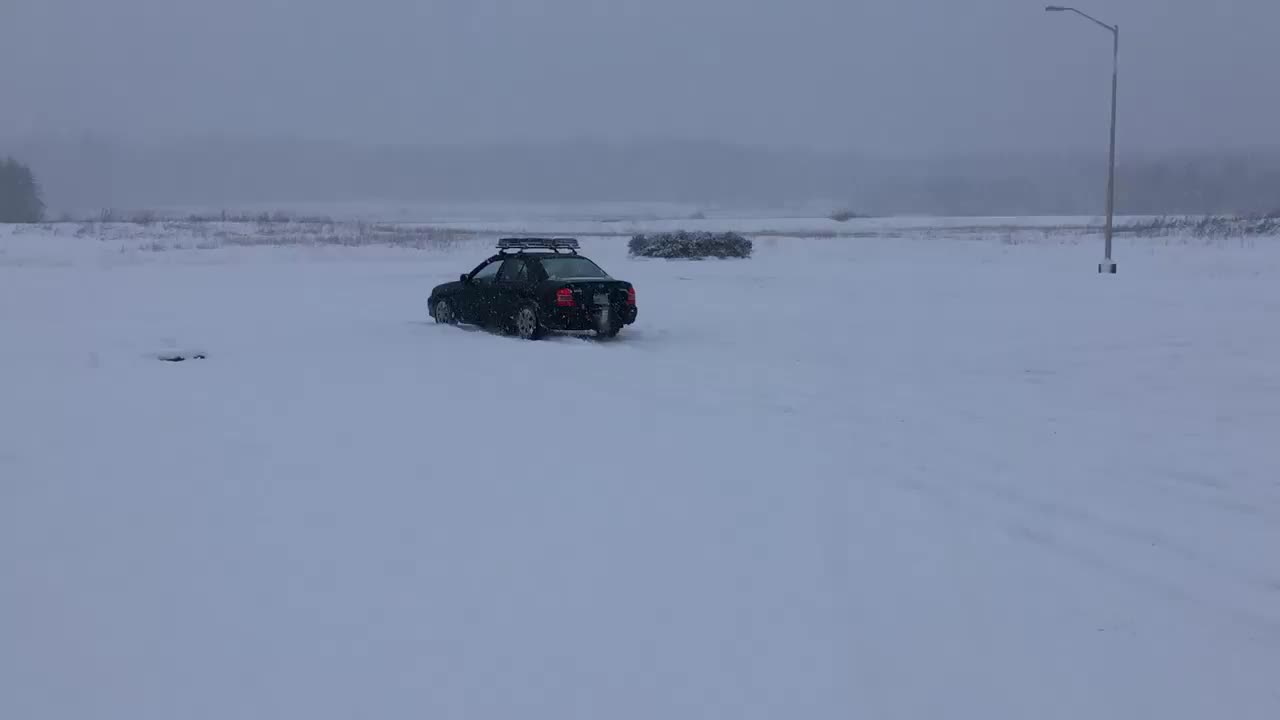 Car, Snow, Some fun in the snow GIFs