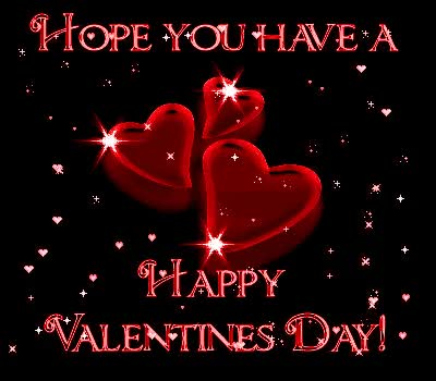 Watch and share Happy Valentines Day 2017 Greetings GIFs on Gfycat