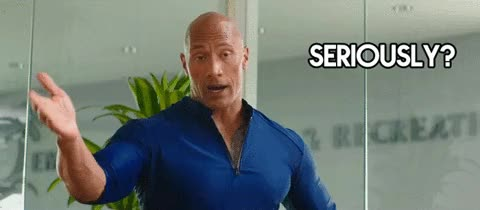 Watch and share Yes, The Rock, Dwayne Johnson, The Other Guys, No Comment GIFs on Gfycat