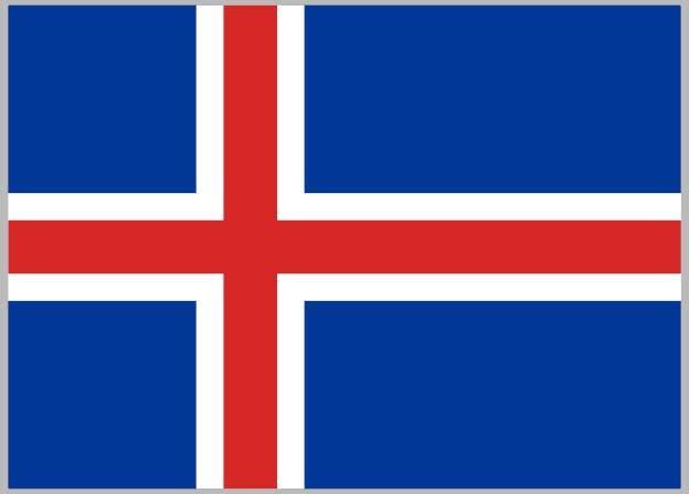 vexillology, Iceland morph GIFs