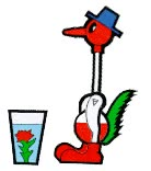 Watch drinking bird GIF on Gfycat. Discover more related GIFs on Gfycat