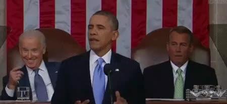 barack obama, john boehner, Joe Biden GIFs