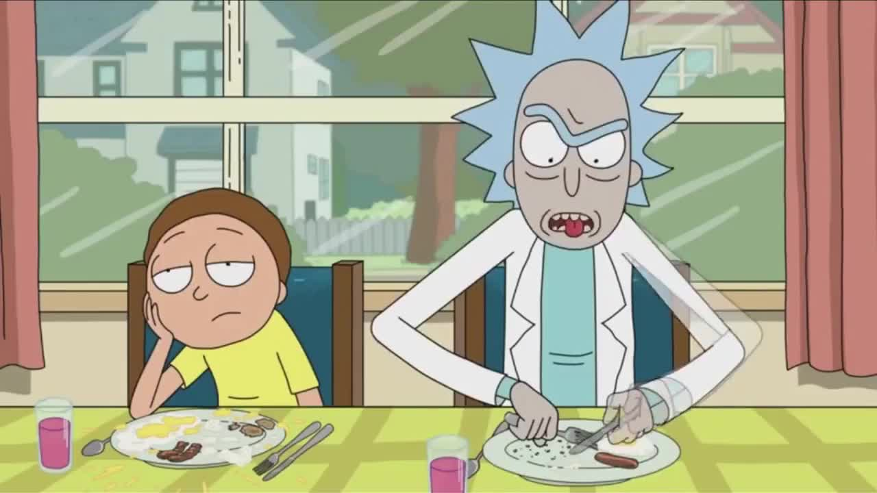Rick And Morty Season 1 Episode 1 Gifs Search | Search