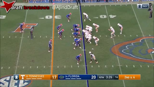 Watch John Kelly (Tennessee RB) vs Florida - 2017 GIF on Gfycat. Discover more football GIFs on Gfycat