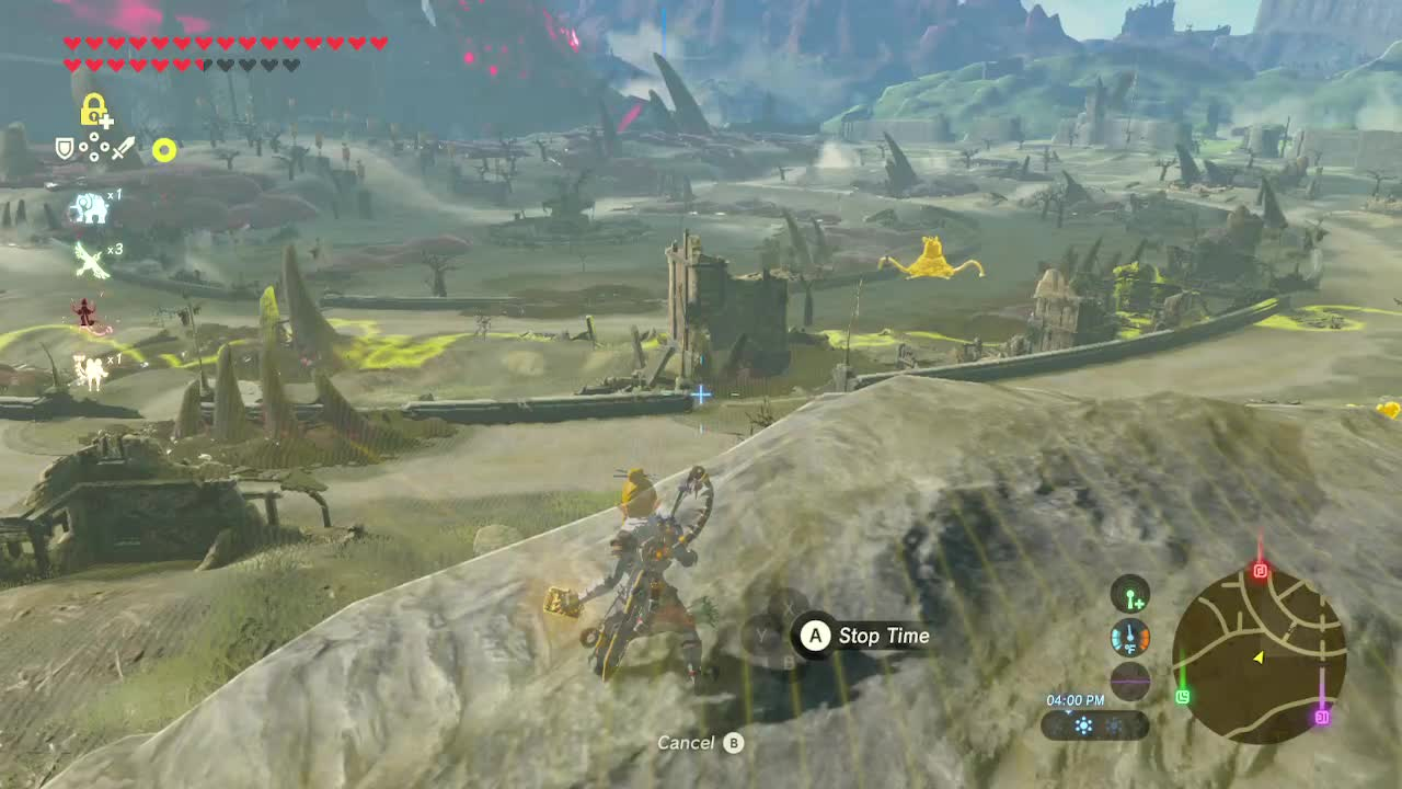 botw, breath of the wild, gamephysics, gaming, legend of zelda, zelda, [Breath of the Wild] Capsized GIFs