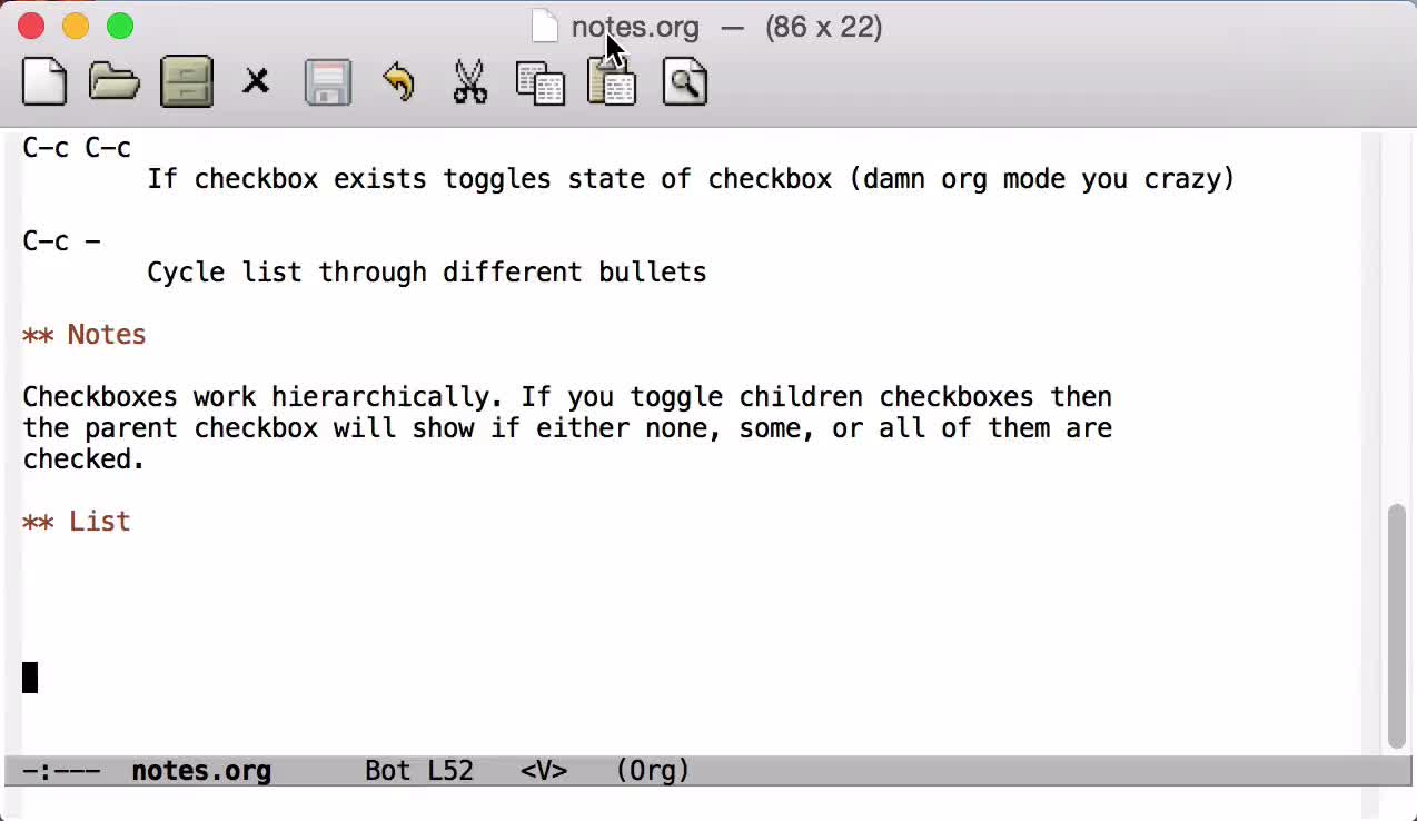 emacs-org-mode-screencap GIFs