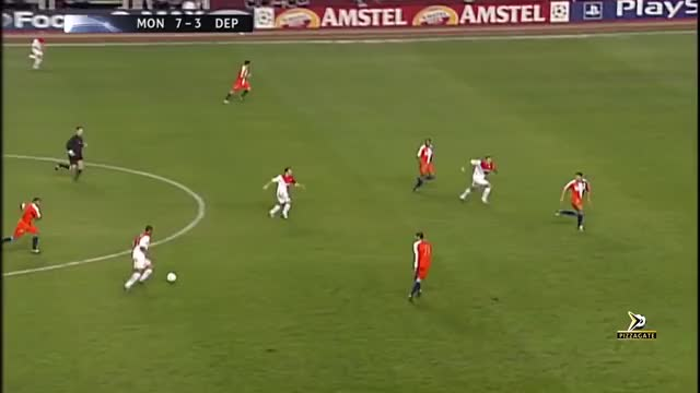 Watch and share Monaco 8-3 Deportivo - UEFA CL 2003 2004 [HD] GIFs on Gfycat